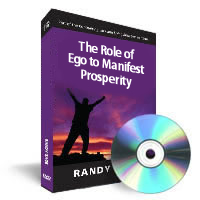 The Role of Ego to Manifest Prosperity