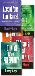 The Prosperity Series by Randy Gage