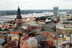 Riga Latvia, prosperity, success