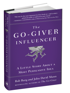 new Go-Giver book