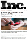 Winning the Next Wave of the Internet: Mobile