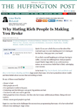 Why Hating Rich People Is Making You Broke