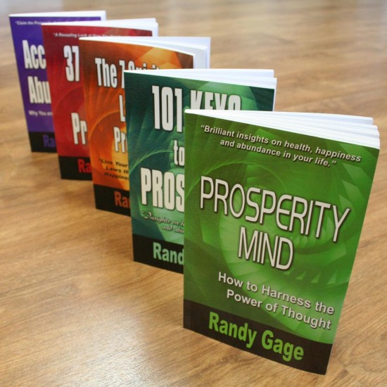 The Prosperity Series – Ebooks